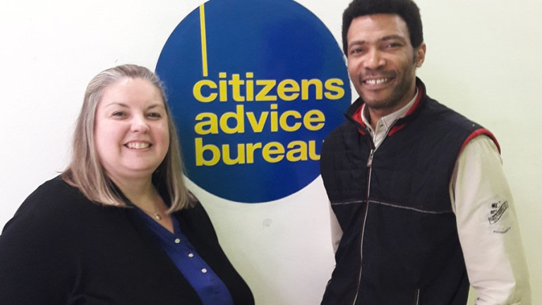 linda-presents-to-the-citizens-advice-bureau-meeting