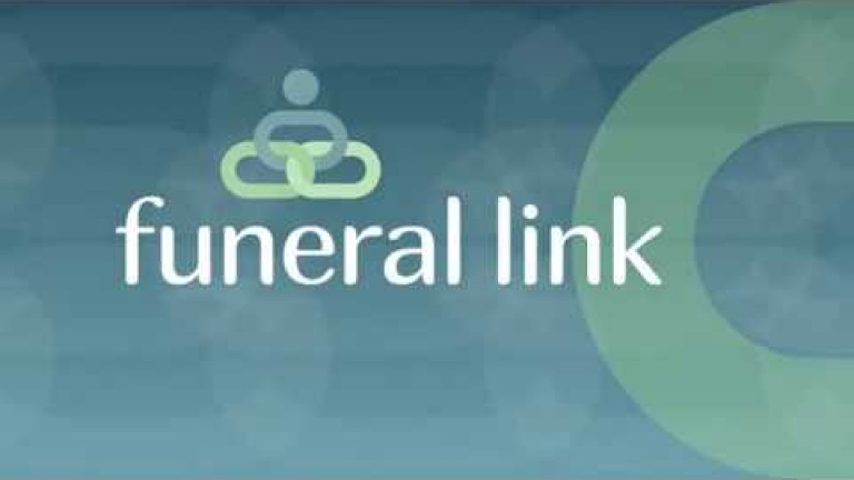 Funeral link launch - youtube